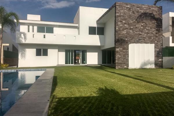 Foto de casa en venta en everest 65, lomas de cocoyoc, atlatlahucan, morelos, 5914000 No. 01