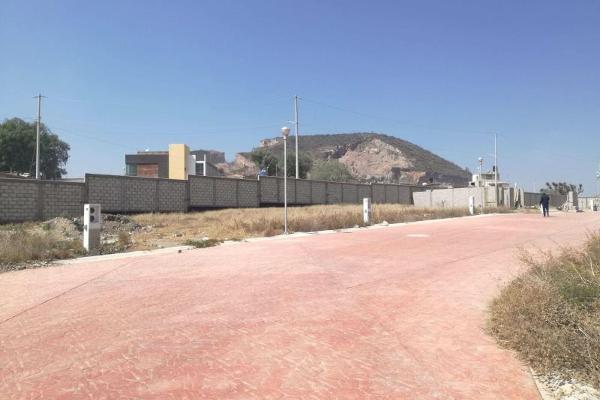 Foto de terreno habitacional en venta en ex hacienda de la concepción 250, los rosales, pachuca de soto, hidalgo, 12277018 No. 04