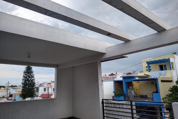 Foto de casa en renta en  , ex hacienda el rosario, juárez, nuevo león, 18048731 No. 10