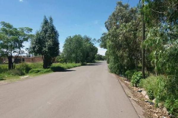 Foto de terreno habitacional en venta en  , ex hacienda san ignacio, aguascalientes, aguascalientes, 15233616 No. 04