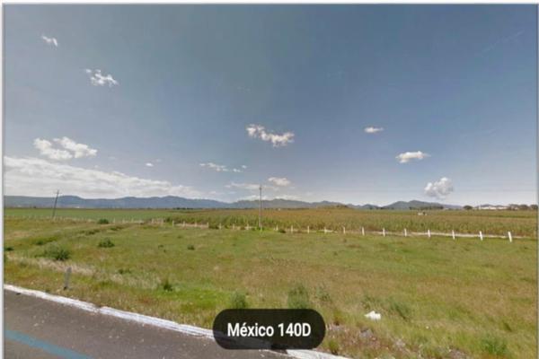 Foto de terreno comercial en venta en ex hacienda santa lugarda , santa isabel cholula, santa isabel cholula, puebla, 15237668 No. 01