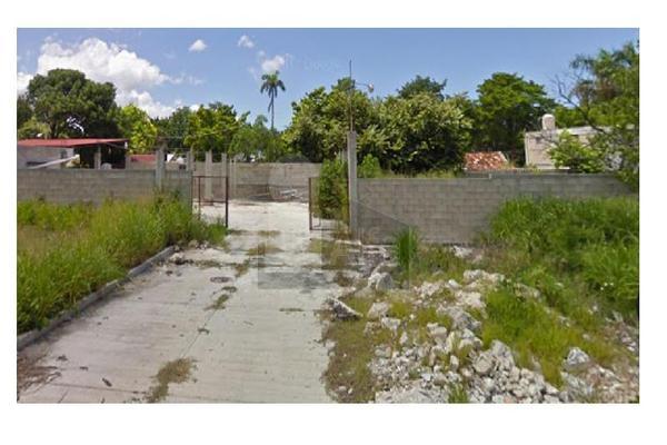 Foto de terreno habitacional en venta en ex quinta belem norte , santa ana, campeche, campeche, 7199266 No. 04