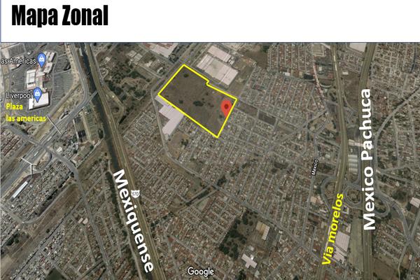 Foto de terreno habitacional en venta en  , ex rancho jajalpa, ecatepec de morelos, méxico, 19626547 No. 03