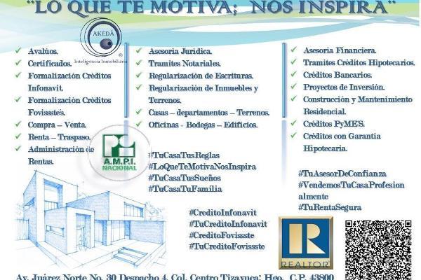 Foto de terreno habitacional en venta en excelente ubicación , las plazas, zumpango, méxico, 8105928 No. 04