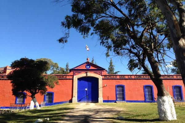 Foto de rancho en venta en ex-hacienda apulco , apulco, metepec, hidalgo, 15691222 No. 01