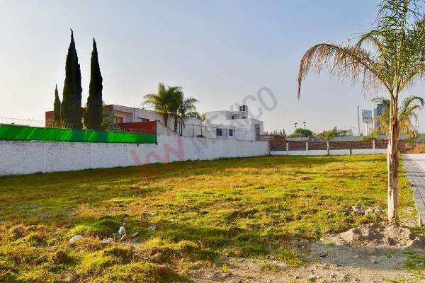 Foto de terreno habitacional en venta en  , ex-hacienda concepción morillotla, san andrés cholula, puebla, 10178975 No. 04