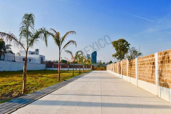 Foto de terreno habitacional en venta en  , ex-hacienda concepción morillotla, san andrés cholula, puebla, 10178975 No. 06