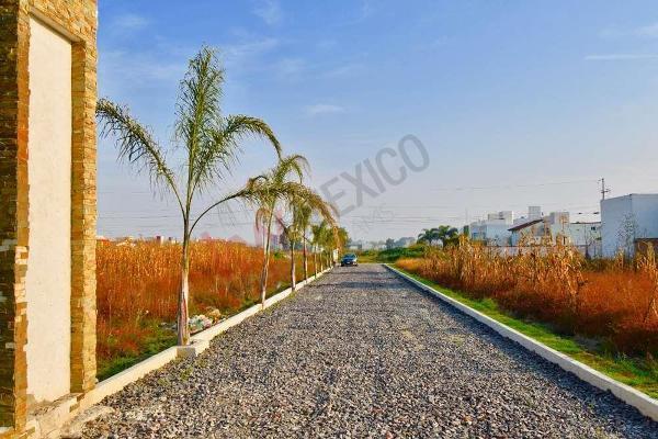 Foto de terreno habitacional en venta en  , ex-hacienda concepción morillotla, san andrés cholula, puebla, 10178975 No. 08