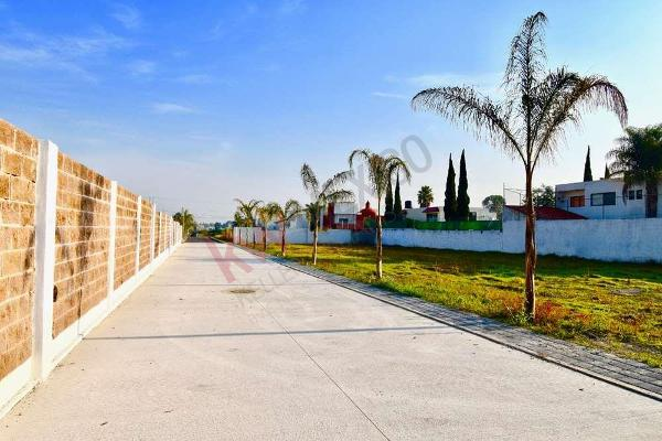 Foto de terreno habitacional en venta en  , ex-hacienda concepción morillotla, san andrés cholula, puebla, 10178975 No. 11