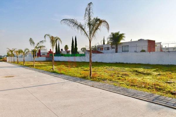 Foto de terreno habitacional en venta en  , ex-hacienda concepción morillotla, san andrés cholula, puebla, 10178975 No. 12