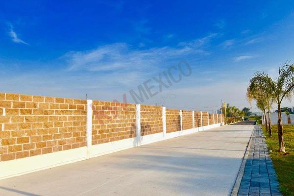 Foto de terreno habitacional en venta en  , ex-hacienda concepción morillotla, san andrés cholula, puebla, 10178975 No. 14