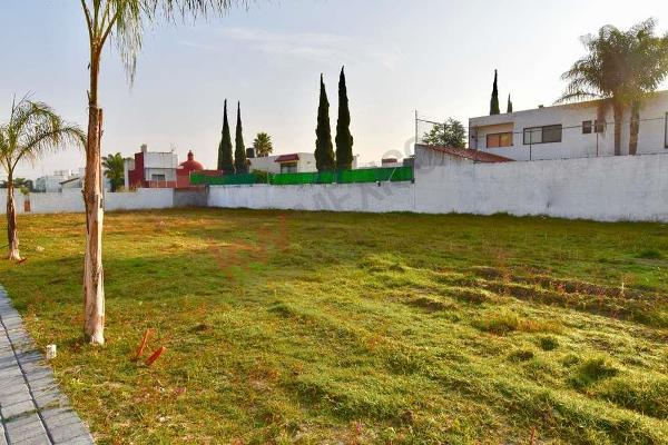 Foto de terreno habitacional en venta en  , ex-hacienda concepción morillotla, san andrés cholula, puebla, 10178975 No. 16