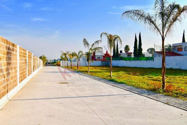 Foto de terreno habitacional en venta en  , ex-hacienda concepción morillotla, san andrés cholula, puebla, 10178975 No. 17