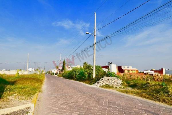 Foto de terreno habitacional en venta en  , ex-hacienda concepción morillotla, san andrés cholula, puebla, 10178975 No. 18