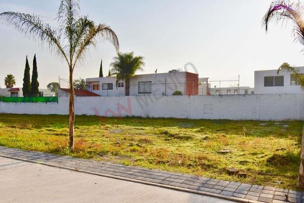 Foto de terreno habitacional en venta en  , ex-hacienda concepción morillotla, san andrés cholula, puebla, 10178975 No. 20