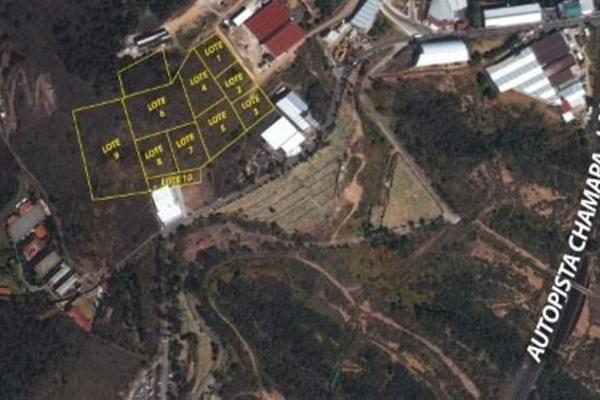 Foto de terreno industrial en venta en  , ex-hacienda el pedregal, atizapán de zaragoza, méxico, 2640779 No. 01