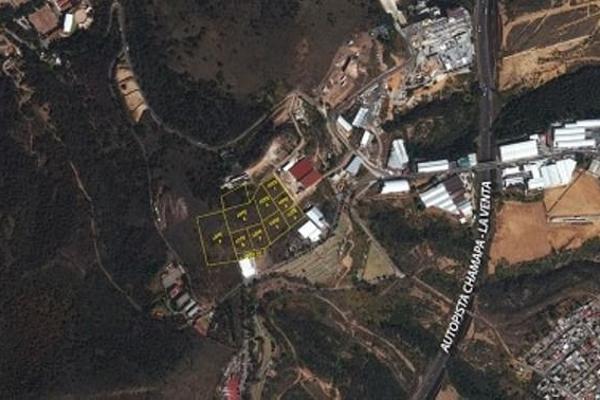 Foto de terreno industrial en venta en  , ex-hacienda el pedregal, atizapán de zaragoza, méxico, 2640779 No. 02