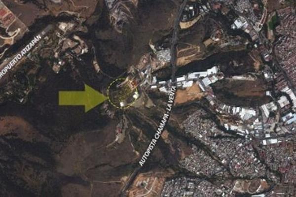 Foto de terreno industrial en venta en  , ex-hacienda el pedregal, atizapán de zaragoza, méxico, 2640779 No. 03