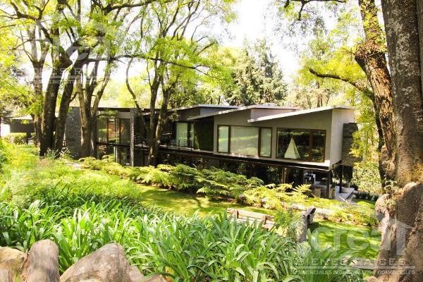 Foto de casa en venta en  , ex-hacienda jajalpa, ocoyoacac, méxico, 12838474 No. 01