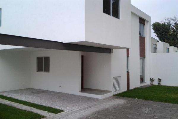 Foto de casa en renta en  , ex-hacienda la carcaña, san pedro cholula, puebla, 20361530 No. 01