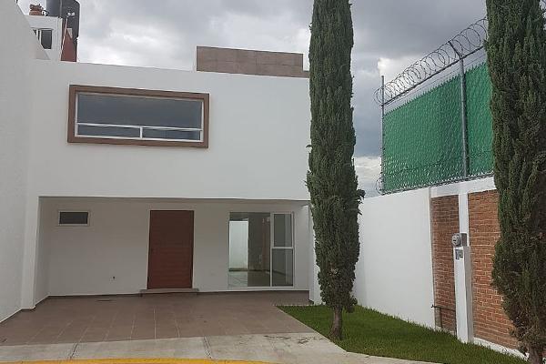 Foto de casa en venta en  , ex-hacienda la carcaña, san pedro cholula, puebla, 5683766 No. 01