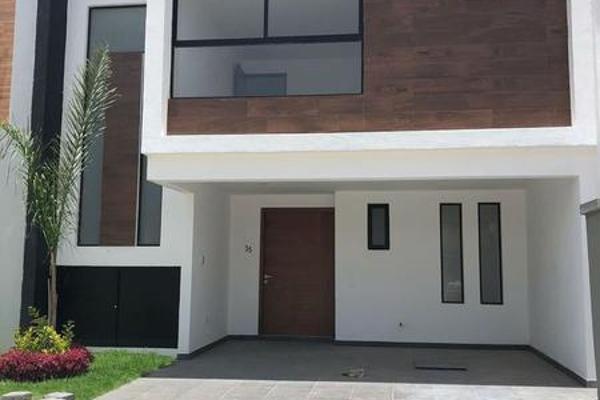Foto de casa en venta en  , ex-hacienda la carcaña, san pedro cholula, puebla, 8103302 No. 01