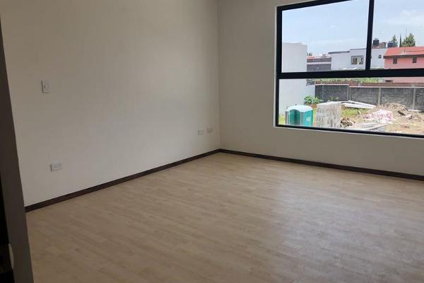 Foto de casa en venta en  , ex-hacienda la carcaña, san pedro cholula, puebla, 8103302 No. 07