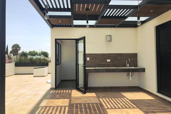 Foto de casa en venta en  , ex-hacienda la carcaña, san pedro cholula, puebla, 8103307 No. 19