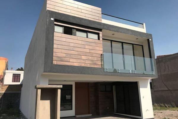 Foto de casa en venta en  , ex-hacienda la carcaña, san pedro cholula, puebla, 8103317 No. 01