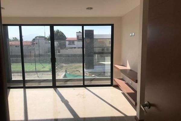 Foto de casa en venta en  , ex-hacienda la carcaña, san pedro cholula, puebla, 8103317 No. 05