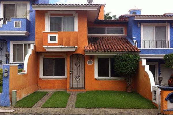 Foto de casa en venta en ezequiel padilla 7, burgos bugambilias, temixco, morelos, 4236942 No. 01