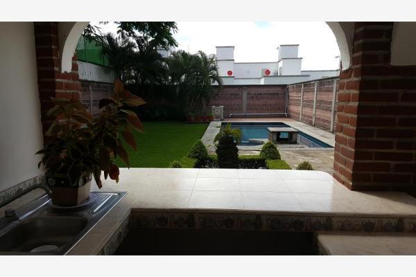 Foto de casa en venta en ezequiel padilla ., burgos bugambilias, temixco, morelos, 5354575 No. 01