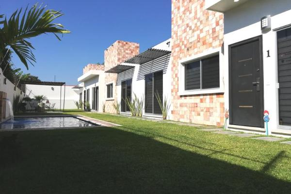 Foto de casa en renta en ezequiel padilla , condominios bugambilias, cuernavaca, morelos, 6154987 No. 01