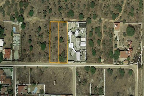 Foto de terreno habitacional en venta en ezquiel montes s/n , centro, cadereyta de montes, querétaro, 12014642 No. 02