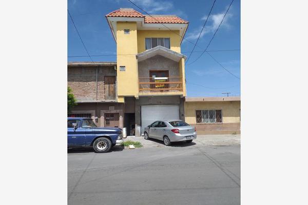 Foto de casa en venta en falcón 1379, eugenio aguirre benavides, torreón, coahuila de zaragoza, 8187473 No. 01