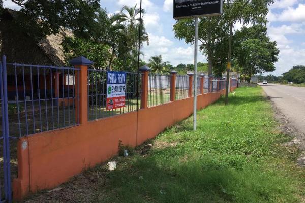 Foto de terreno habitacional en venta en federal cunduacan 22, cunduacan centro, cunduacán, tabasco, 3682952 No. 02