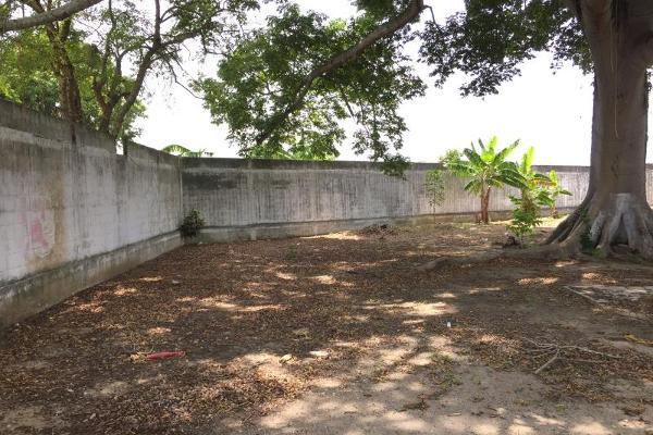 Foto de terreno habitacional en venta en federal cunduacan 22, cunduacan centro, cunduacán, tabasco, 3682952 No. 07