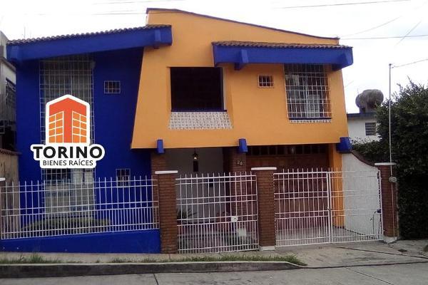 Foto de casa en venta en  , federal, xalapa, veracruz de ignacio de la llave, 8679940 No. 01