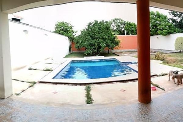 Foto de casa en venta en  , chuburna de hidalgo, mérida, yucatán, 5698255 No. 10
