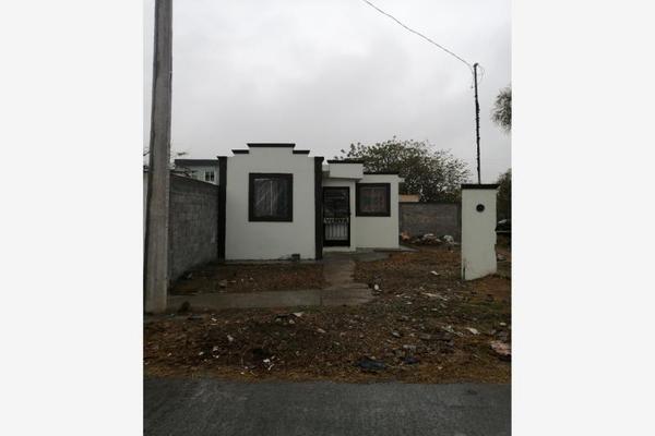 Foto de casa en venta en felipe i 546, los reyes, juárez, nuevo león, 0 No. 01