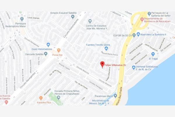 Foto de casa en venta en felipe villanueva 0, ciudad satélite, naucalpan de juárez, méxico, 9916720 No. 03