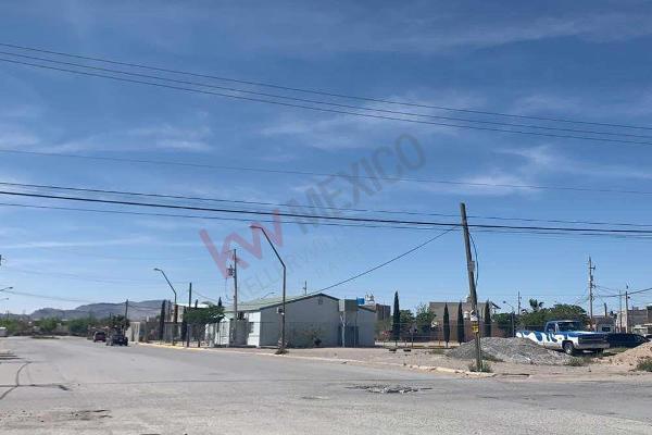 Foto de terreno habitacional en venta en felix candela , horizontes del sur etapa ii, juárez, chihuahua, 13311552 No. 01