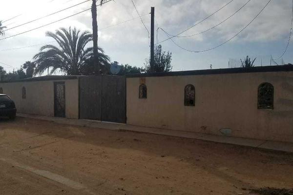 Foto de terreno habitacional en venta en felix cordova , playas de chapultepec, ensenada, baja california, 5416437 No. 01