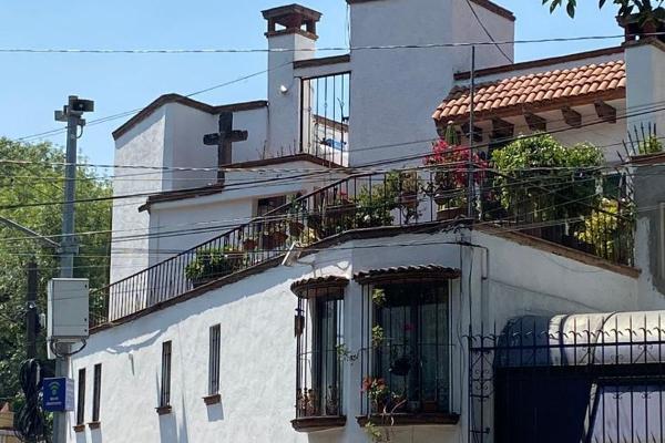 Foto de casa en renta en fernández leal , barrio la concepción, coyoacán, df / cdmx, 12268575 No. 01