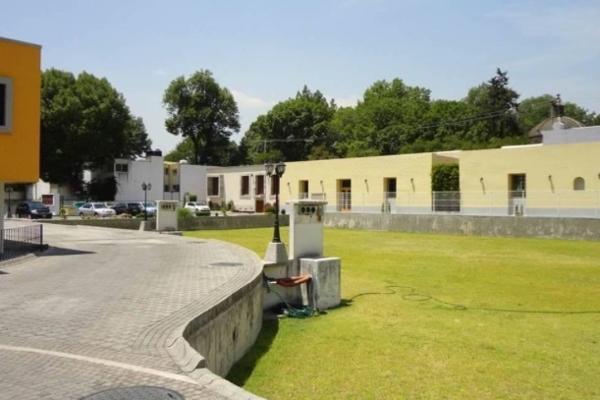 Foto de terreno habitacional en venta en fernandez leal , barrio la concepción, coyoacán, distrito federal, 3094969 No. 03