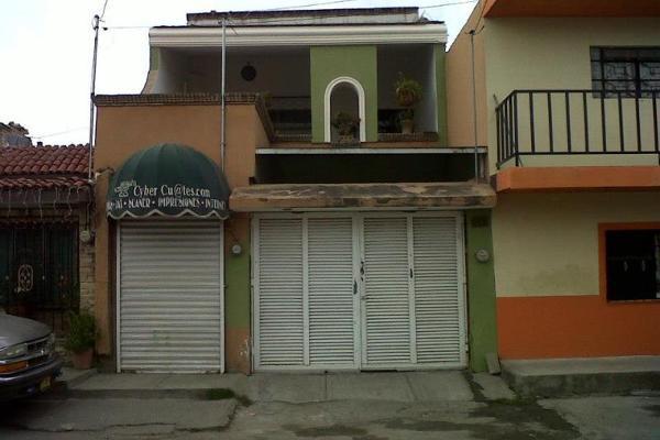 Foto de casa en venta en fernando montaño 198, magisterial, tepic, nayarit, 6204978 No. 01