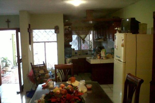 Foto de casa en venta en fernando montaño 198, magisterial, tepic, nayarit, 6204978 No. 03