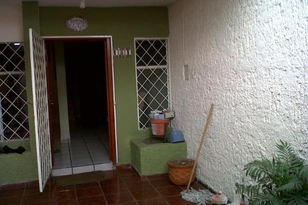 Foto de casa en venta en fernando montaño 198, magisterial, tepic, nayarit, 6204978 No. 09
