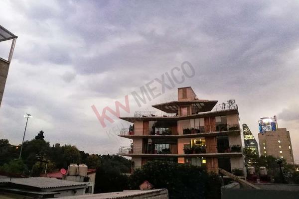 Foto de departamento en venta en fernando montes de oca 155, san miguel chapultepec i sección, miguel hidalgo, df / cdmx, 13330647 No. 01