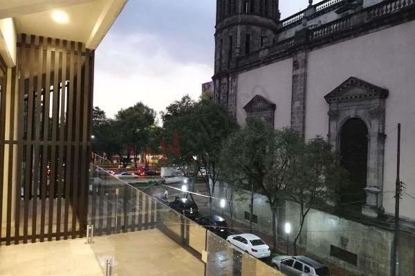 Foto de departamento en venta en fernando montes de oca 155, san miguel chapultepec i sección, miguel hidalgo, df / cdmx, 13330647 No. 02